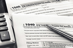 Oradell income tax preparation service